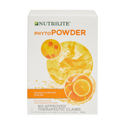 NUTRILITE™ PhytoPowder Vitamins & Mineral Drink Mix Electrolyte Orange