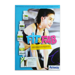 Fit and Fab Brochure - 5 pc