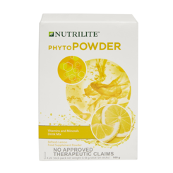 NUTRILITE™ PhytoPowder Vitamins & Mineral Drink Mix Refresh Lemon