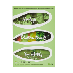 Nutrilite Booklet