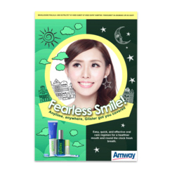 Fearless Smile Brochure - 5pc
