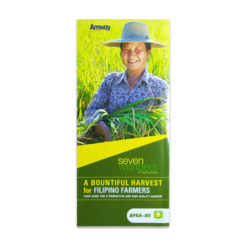 7 Wonders Of Agri English Brochure (5pcs/pk)