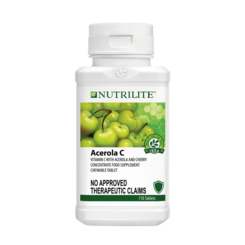 NUTRILITE™ Acerola C Chewable Tablet