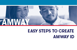 Easy Steps To Create Amway ID.jpg