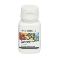 NUTRILITE™ Concentrated Fruits and Vegetables Tablet