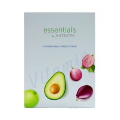 Essentials by Artistry Vitamin Sheet Mask Variety Pack