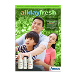 All Day Fresh Brochure - 5pc