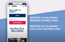 Amway Training - Signing up & Renewal.jpg