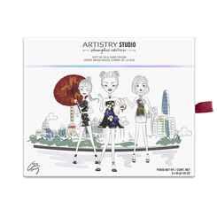 ARTISTRY STUDIO™ Shanghai Edition Soft as Silk Hand Cream Trio - Lotus, Pomelo and Vanilla