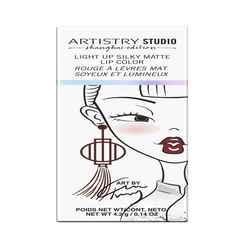ARTISTRY STUDIO™ Shanghai Edition Light Up Silky Matte Lip (Berry Red)