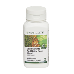 NUTRILITE™ Saw Palmetto and Nettle Root Blend Softgel Capsule