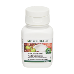 NUTRILITE™ Hair, Skin and Nails Complex Tablet