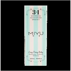 MIYU™ 3in1 Whitening Moisturizer SPF30 PA++
